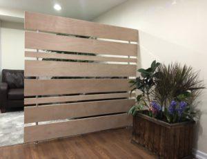 Plank screen