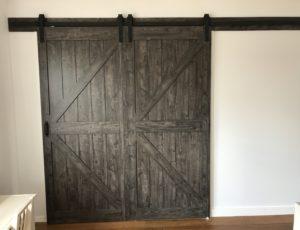 XL Rustic Barn door