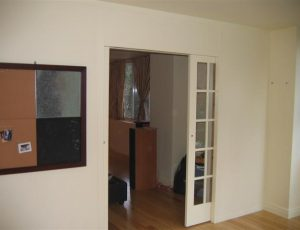 French pocket doors