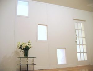 partition wall