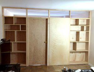 wooden room dividers